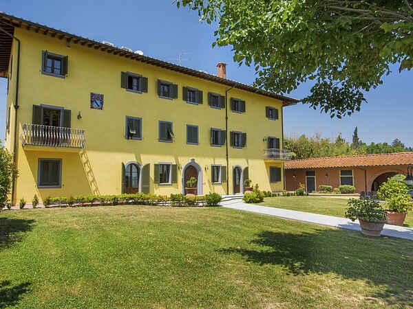 Villa i Fucecchio