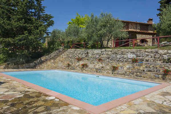 Villa i San Casciano in Val di Pesa