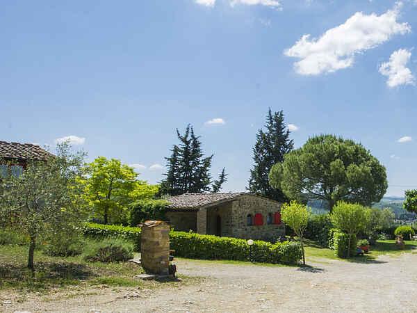 Villa in San Casciano in Val di Pesa
