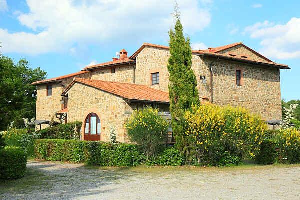 Apartment in Gaiole in Chianti