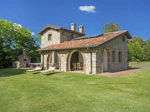 Villa en Roccastrada