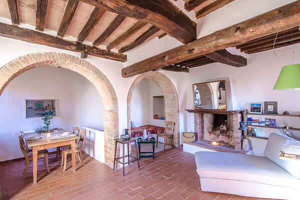Apartment in Monte Antico Alto
