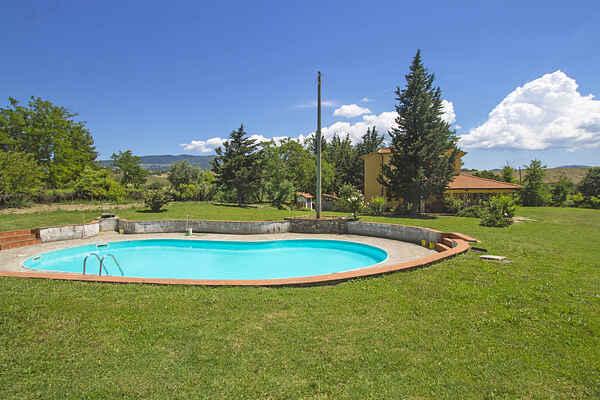 Villa en Cinigiano
