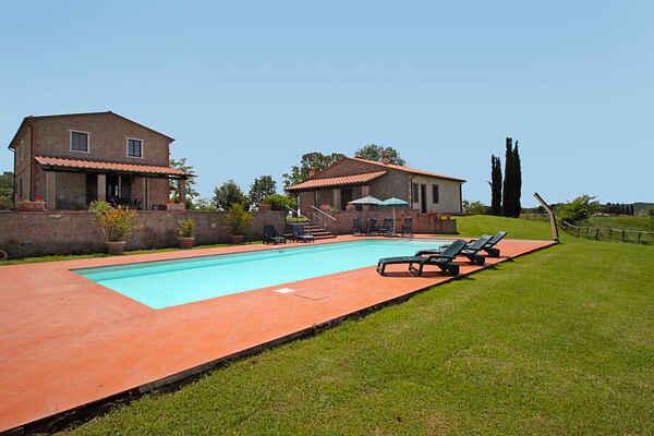Villa in Manciano