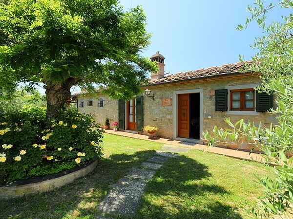 Villa i Fossa del Lupo