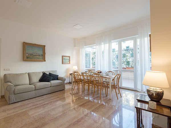 Lägenhet i Quartiere III Pinciano