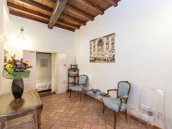 Lägenhet i Trastevere