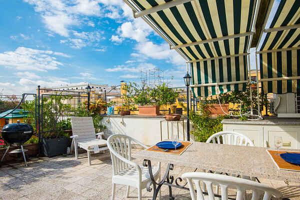 Appartement in Rione I Monti