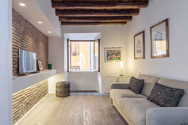Apartment in Rione I Monti