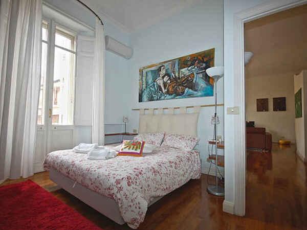 Lägenhet i Rione XIX Celio