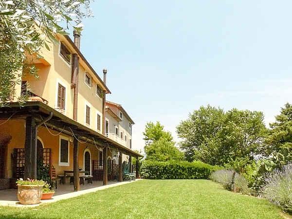 Lägenhet i Torrita Tiberina