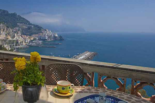 Apartamento en Amalfi