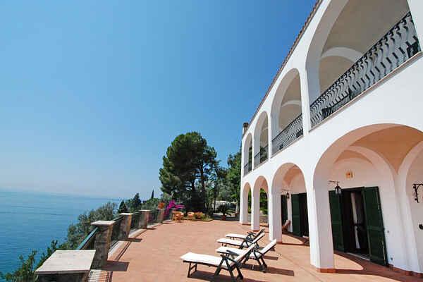 Villa en Vietri sul Mare