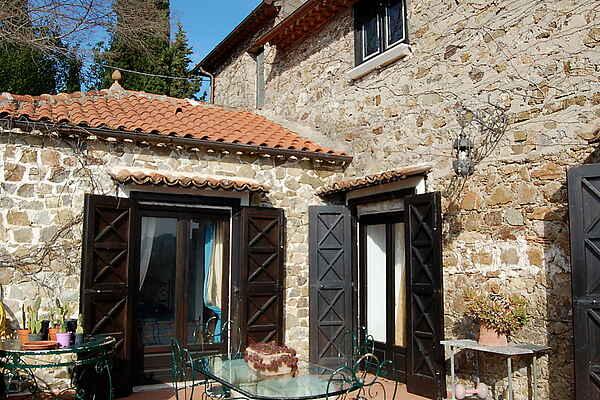 Villa in Buccino