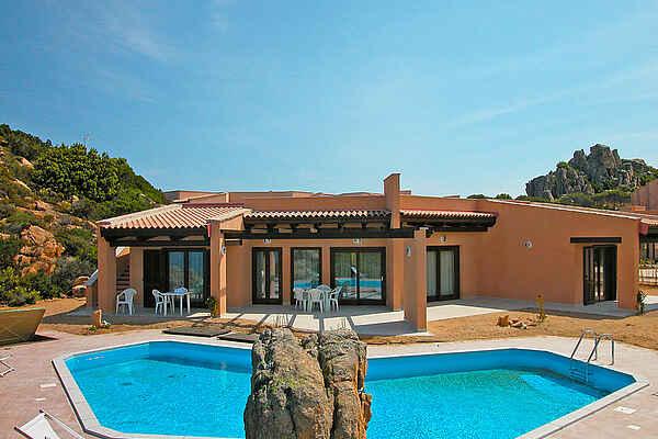 Villa en Costa Paradiso