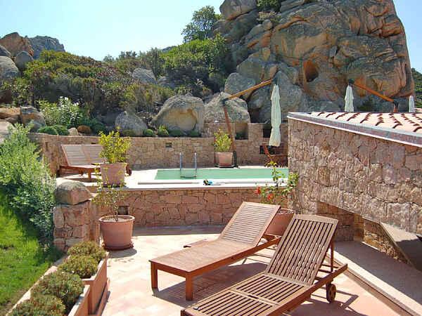 Villa i Costa Paradiso