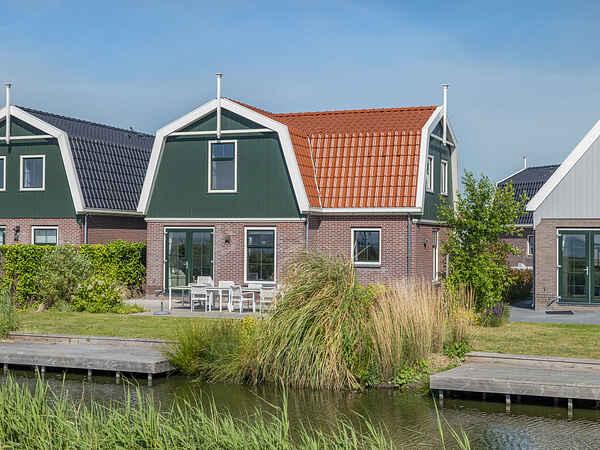 Villa en Uitdam