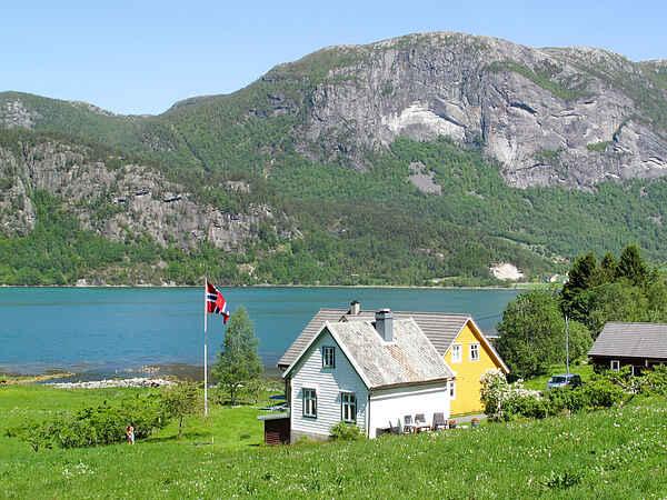 Villa in Bjordal