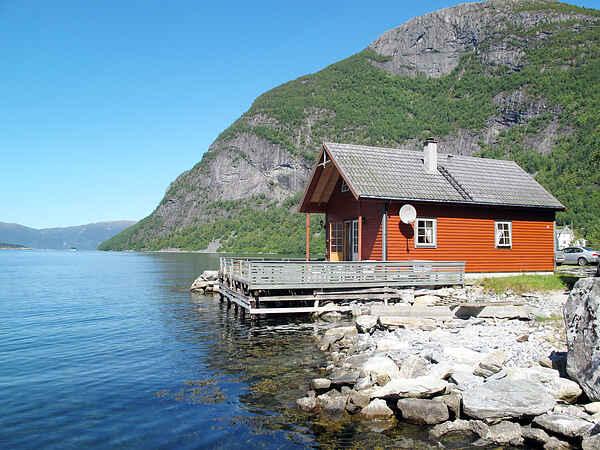 Villa i Bjordal
