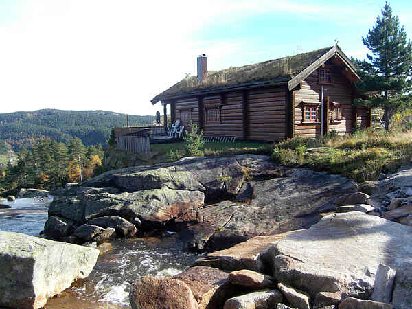 Villa in Åseral Municipality