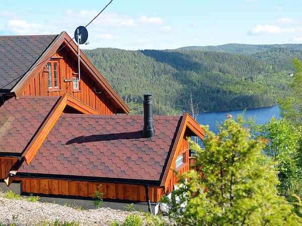 Villa en Åseral