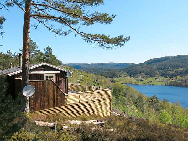 Villa in Åseral