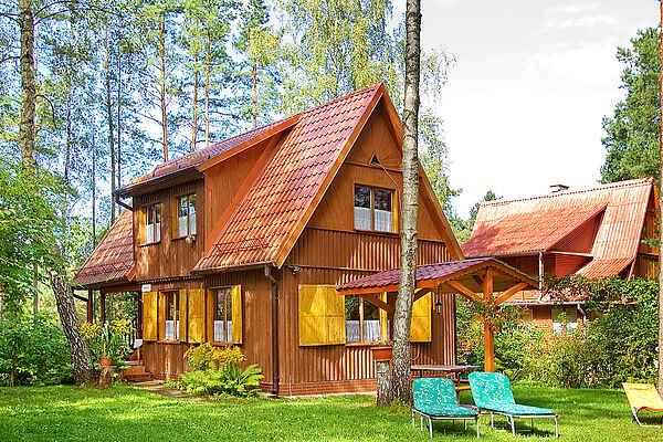 Villa en Nowe Borowe