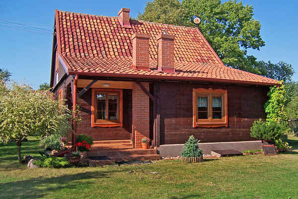 Villa i Szeroki Bór