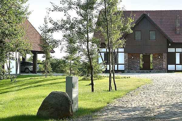 Villa in Wysoka Wieś