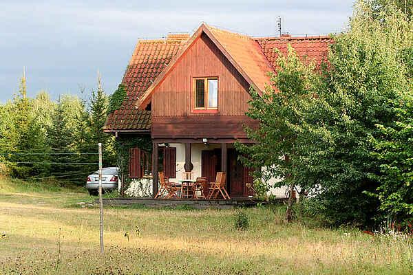 Villa i Boguszewo