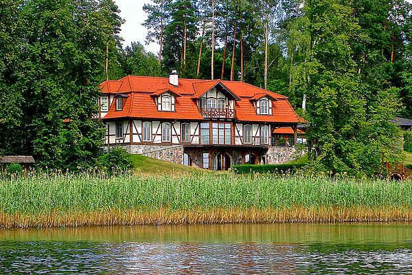 Villa en Bożęcin