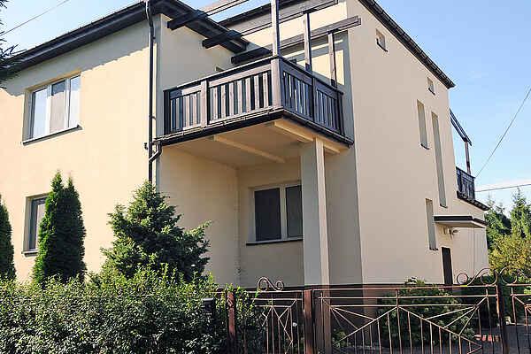 Villa in Augustów