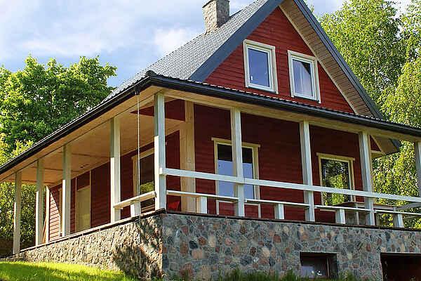 Villa in Burbiszki
