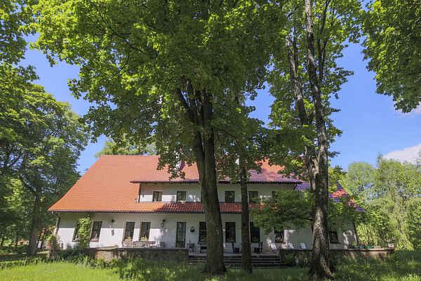 Villa i Dunajek