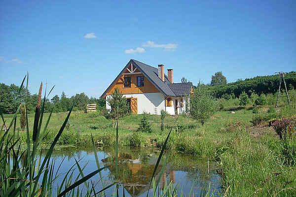Villa à Łubki-Kolonia