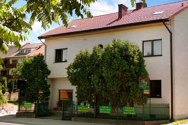 Apartment in Zwierzyniec