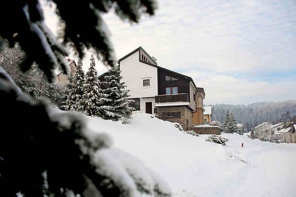 Villa en Berest