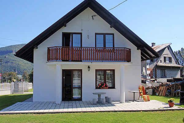 Villa à Międzybrodzie Bialskie