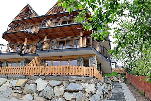 Lägenhet i Zakopane