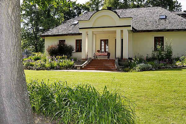 Villa in Hucisko