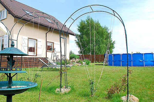 Villa in Czertyń