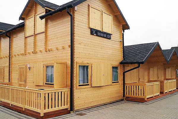 Villa in Mielenko