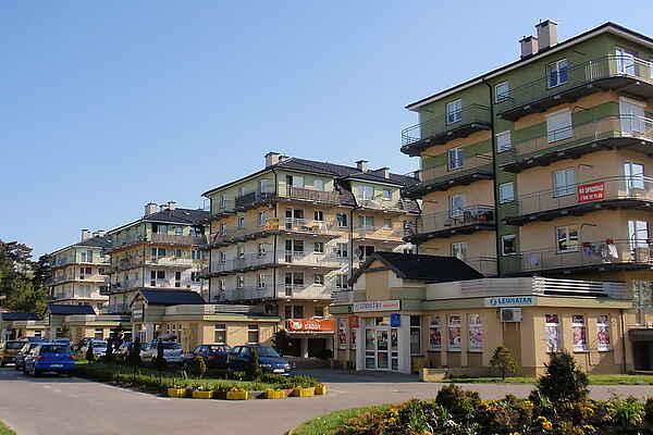 Lägenhet i Ustka