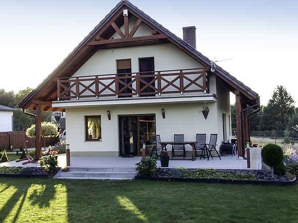 Villa in Łupawsko