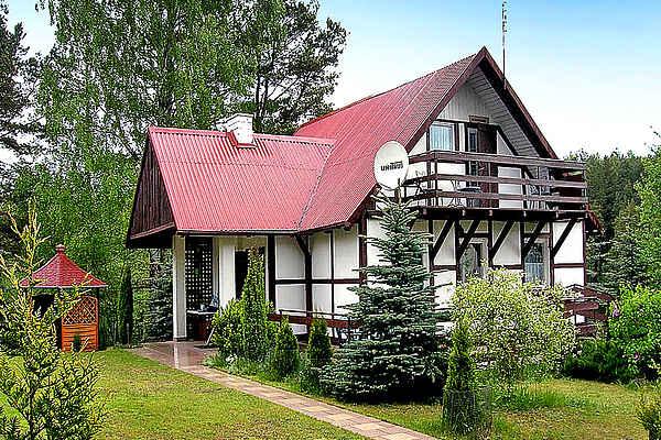 Villa i Bartel Wielki
