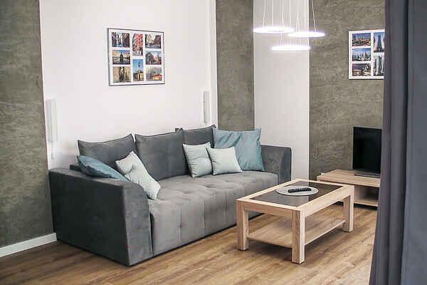 Apartment in Szczęśliwice