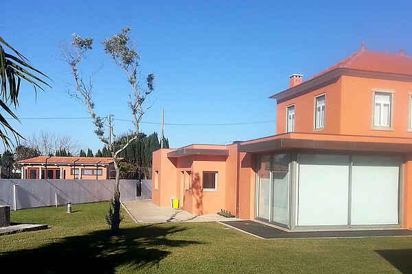Villa i Lavra