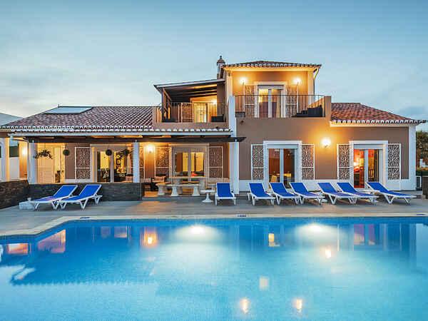 Villa dans les Quelfes