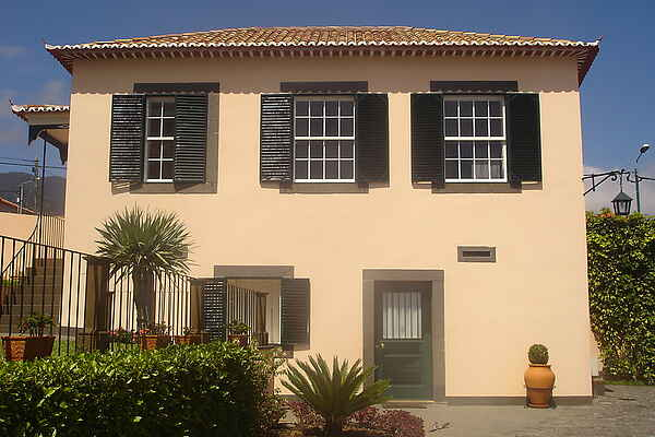 Town house in Funchal