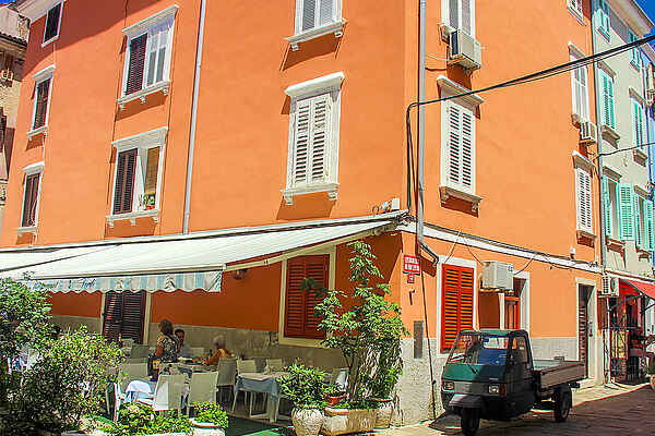 Appartement à Piran
